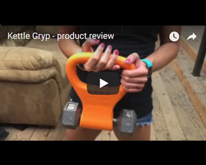 Kettle Gryp® - User Review