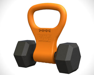 Kettle Gryp® on Hi Consumption: A Portable Kettlebell System that You Need...Right Now!