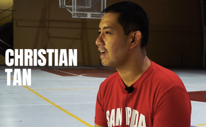 "ALPHA FEATURE: Christian ""Coach Papas"" Tan"