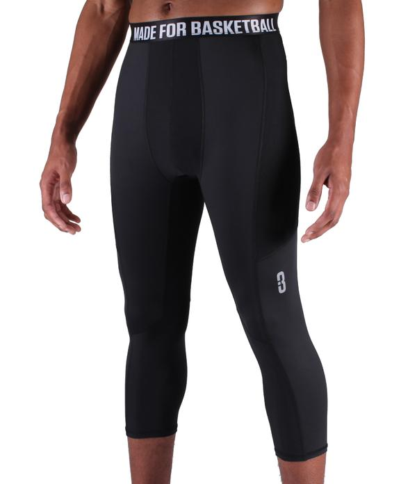 Triple Threat 3/4 Compression Tights