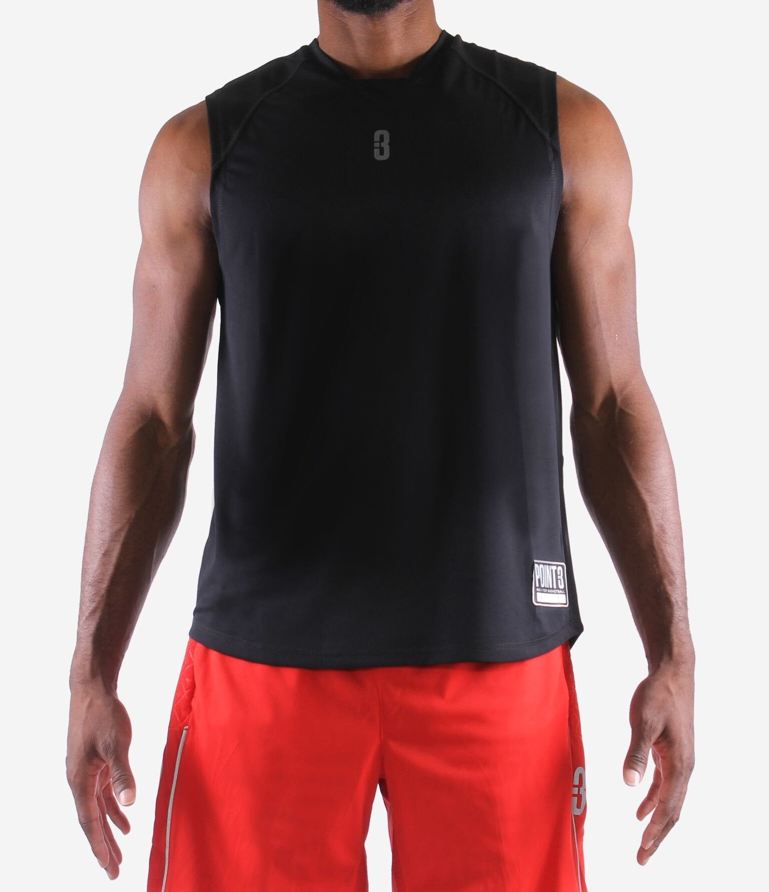 O.T. SLEEVELESS WORKOUT TOP