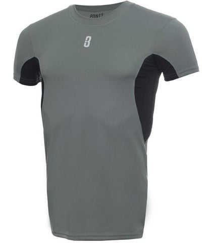 YOUTH ISO COMPRESSION BASKETBALL SHIRT