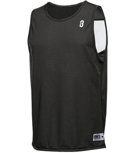 REVERSIBLE LT UNISEX LIGHTWEIGHT BASKETBALL JERSEY