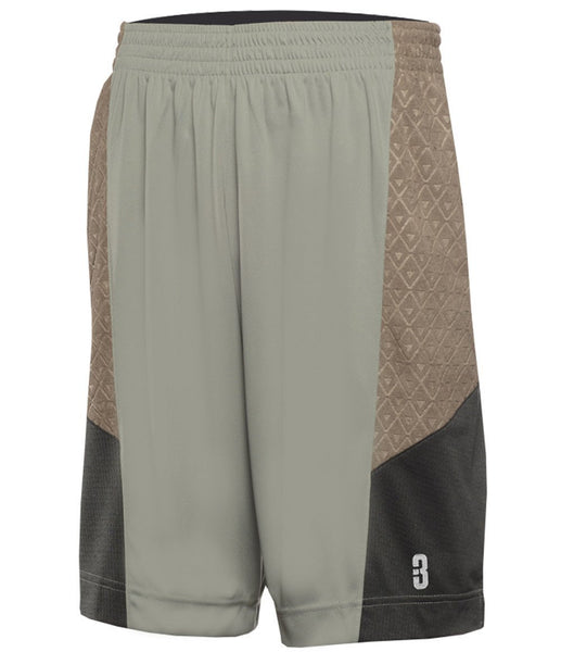 YOUTH DRYV UNIFORM DRY HAND ZONE BASKETBALL SHORTS