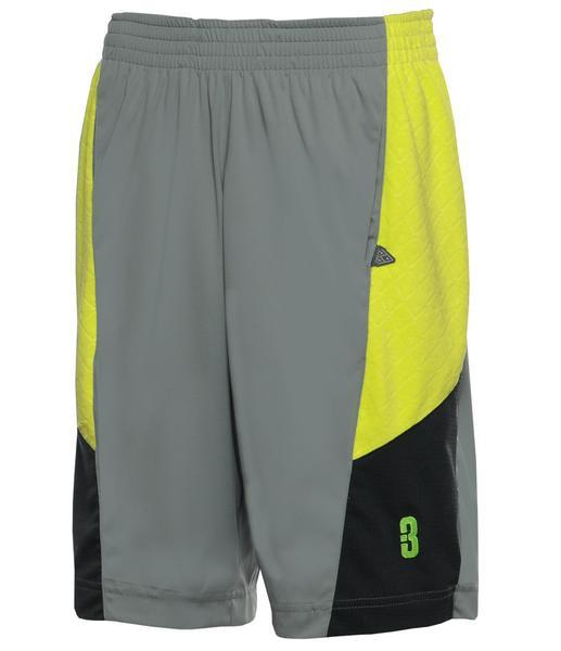 DRYV BALLER 2.0 MEN'S DRY HAND ZONE BASKETBALL SHORTS
