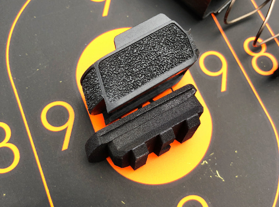 SIG P365 - RAILED Base Pad