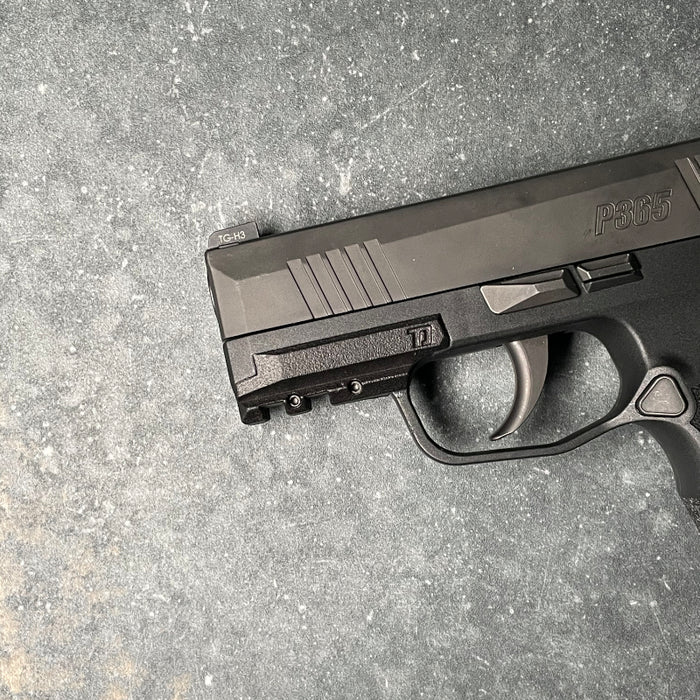 Tactical Application Rail for Sig Sauer P365