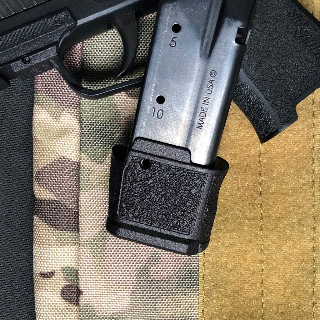 Pro Grip for SIG P365 15 Round Magazine