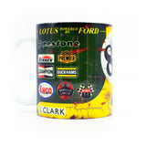 Set of 2: Jim Clark