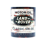 Land Rover Motor Oil