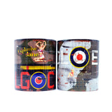 Set of 2: Spitfire & Lancaster Bomber