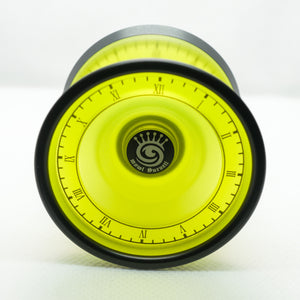 Surveil Yellow / Matt Black Rim