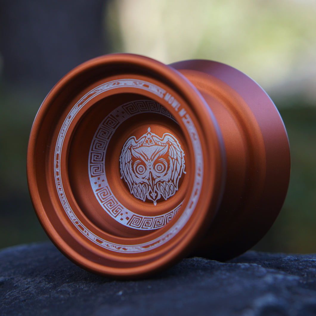 M OWL Logo Orange