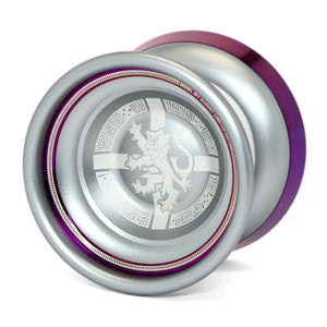 M+ SLUSNY Edition Gray / Purple Rim