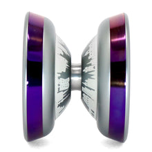 Load images into Gallery Viewer, M + SLUSNY Edition Gray / Purple Rim --mowl.jp