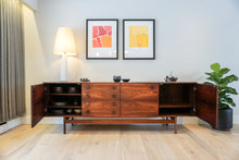 Brazilian Rosewood Sideboard by Ib Kofod-Larsen for Faarup