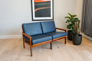 Capella 2-seater Loveseat by Illum Wikkelsø for N. Eilersen