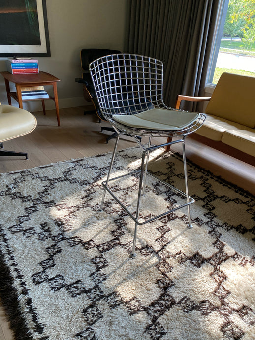 Knoll Bertoia Counter Height Stools
