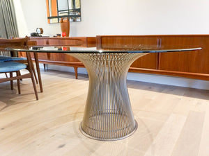 Warren Platner Dining Table for Knoll