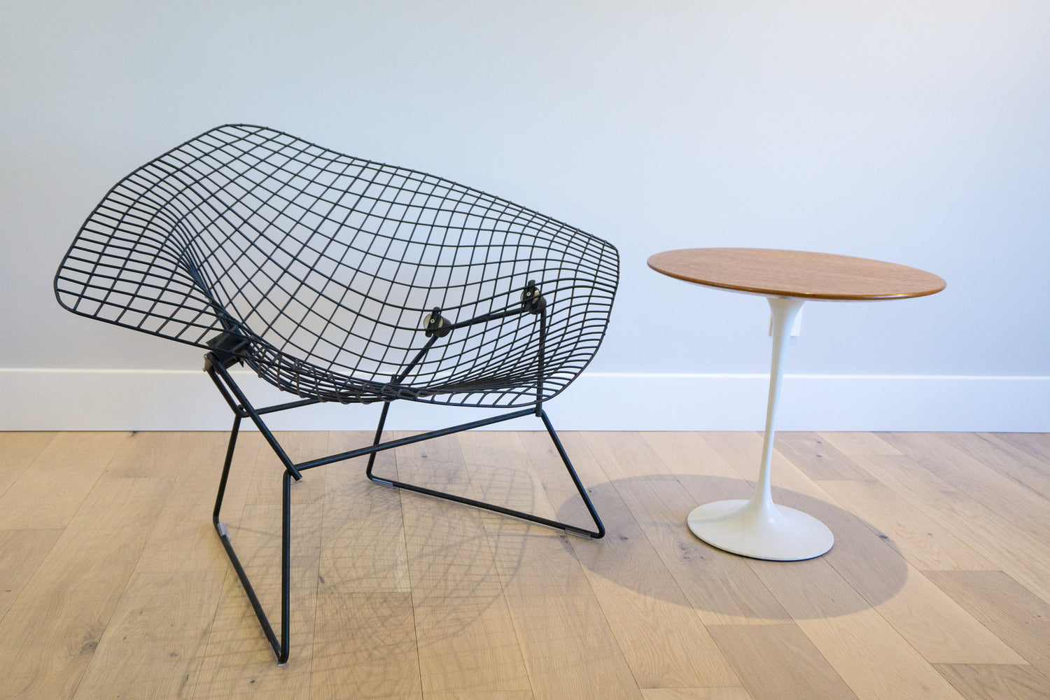 Astonishing Harry Bertoia For Knoll Large Diamond Lounge Chair With Full Alphanode Cool Chair Designs And Ideas Alphanodeonline