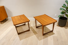 Vintage Mid-century Teak Coffee Table Set