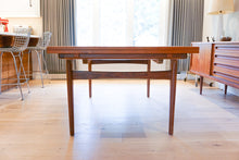 Johannes Andersen Teak Dining Table for Uldum Mobelfabrik