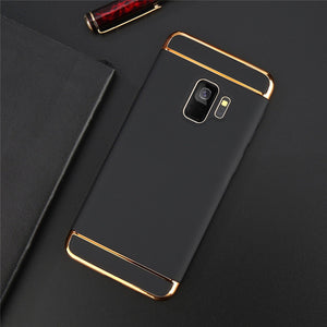 the latest 52c35 f834e Galaxy J6 (2018) Luxury Metal Plating Back Cover – Case Roots