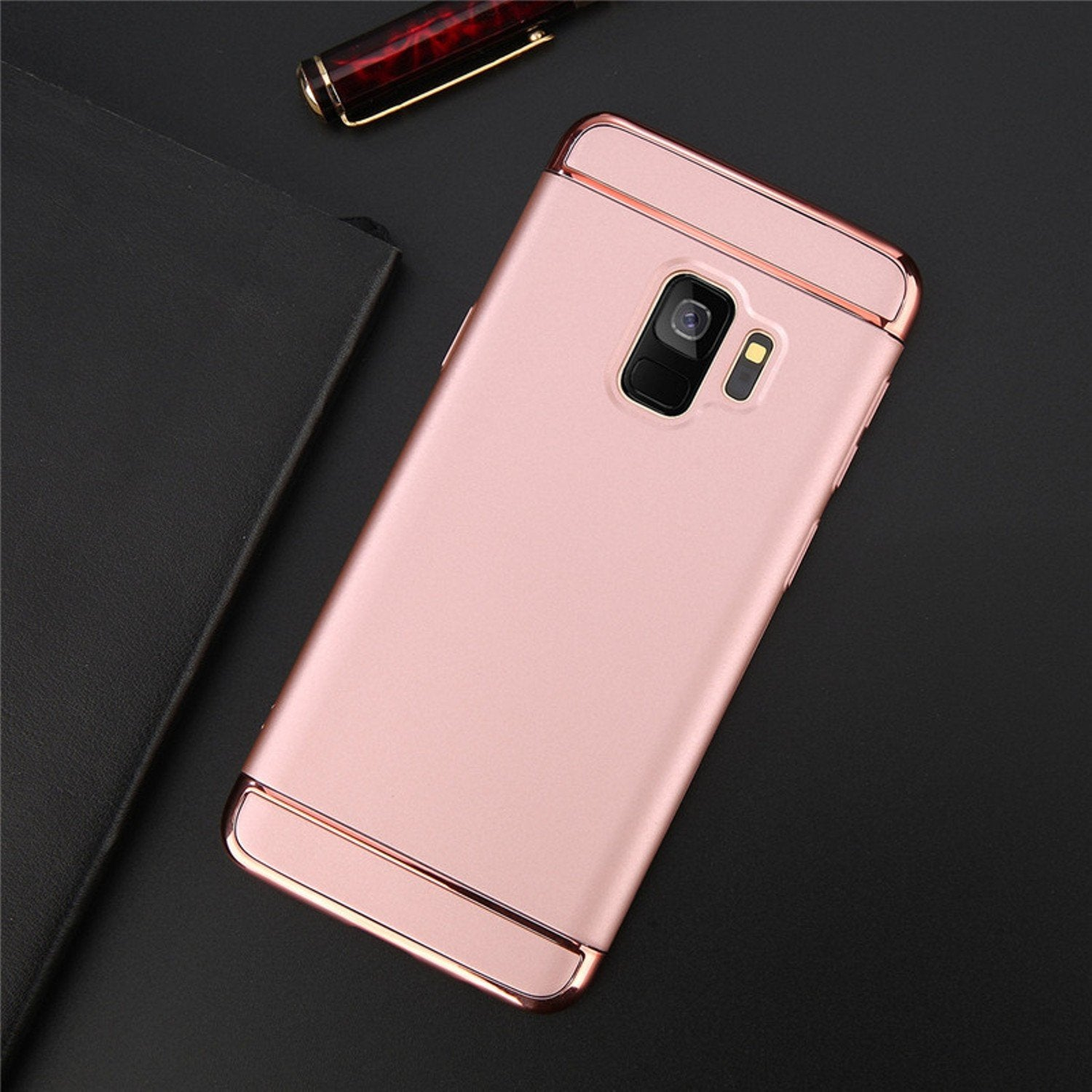 the latest 20469 12d11 Galaxy J6 (2018) Luxury Metal Plating Back Cover – Case Roots