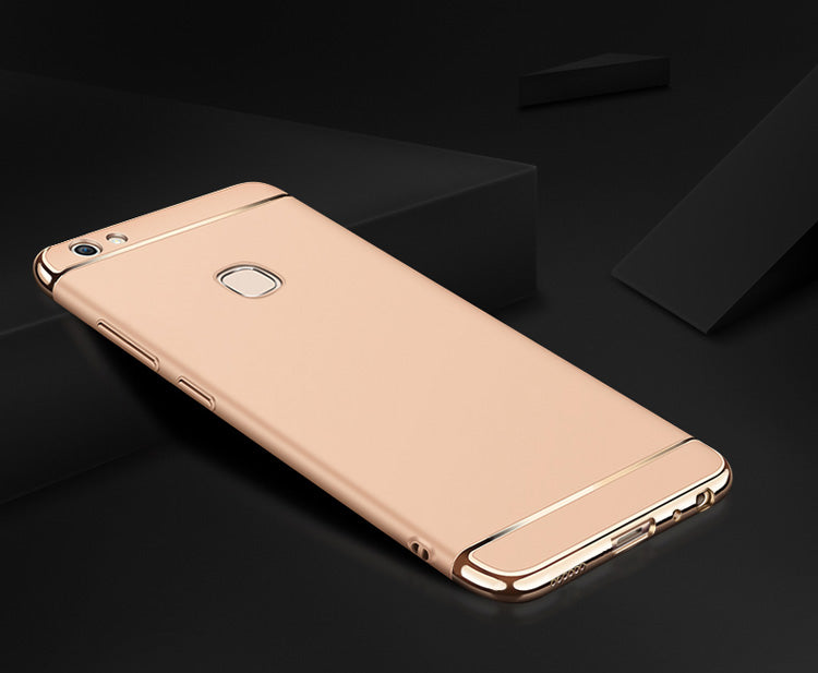 competitive price d5d62 9b9d6 Vivo Y83 Luxury Metal Plating Back Cover