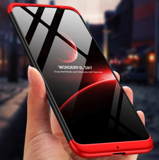 new product 57450 7131a Mi Poco F1 Ultimate 360° Complete Protection Case