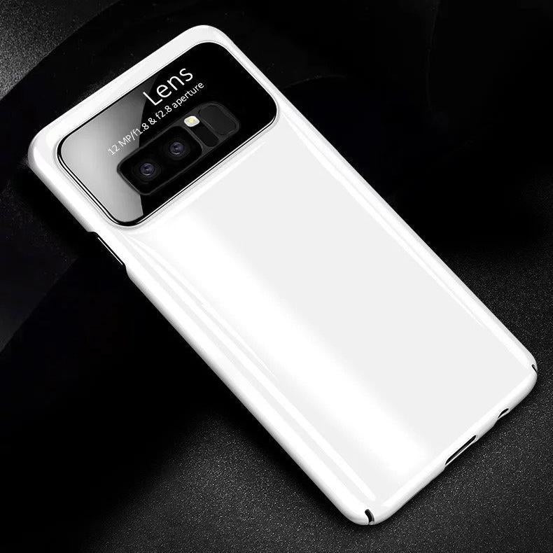 new style ad9f4 5d09b Galaxy Note 9 Luxury Lens Glossy Edition Super Smooth Back Cover