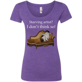 Purple Women's Short Sleeve TShirt - Schmoozle Collection