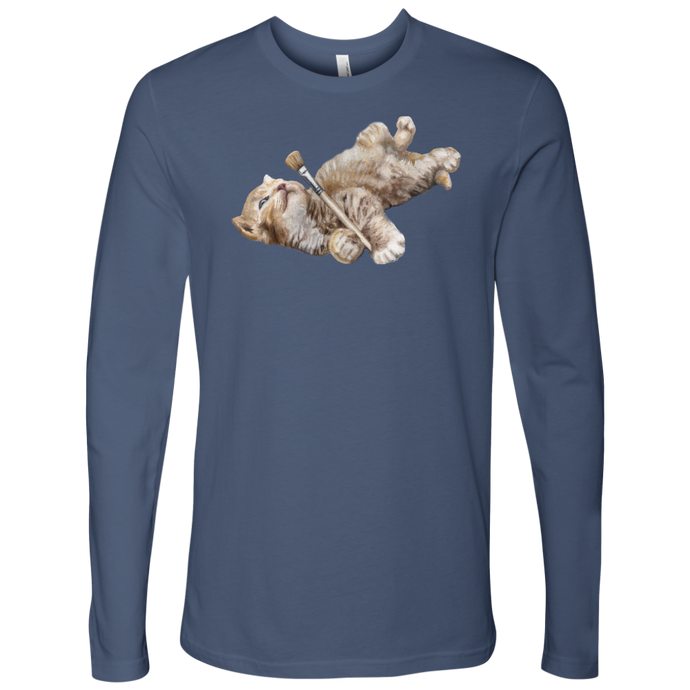 Dreamy Cat Men's Long Sleeved - various colours