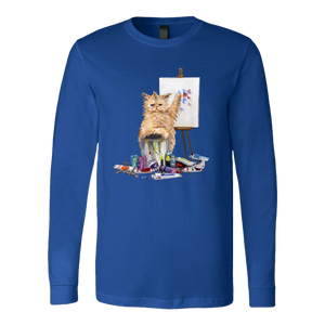 Creative Cat Long Sleeve - various colours