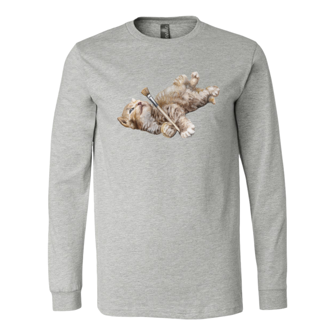 Dreamy Cat Long Sleeve - various colours