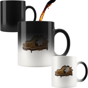 Aristocat Colour Changing Mug