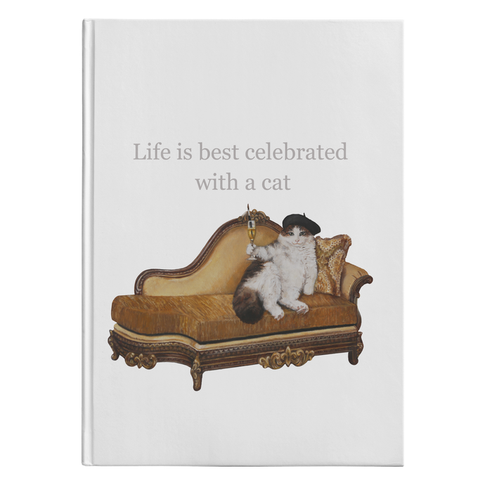 Aristocat Journal - Hardcover