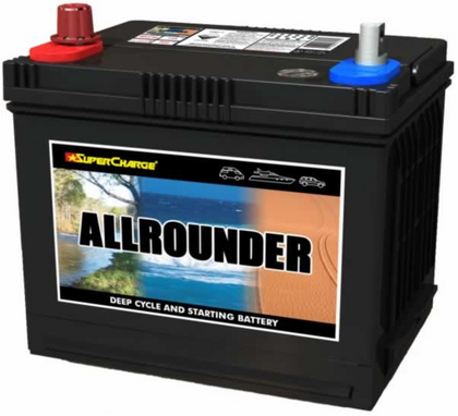 4WD Batteries