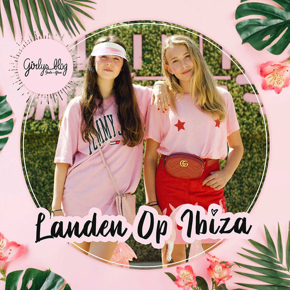 'Landen Op Ibiza' is out now!