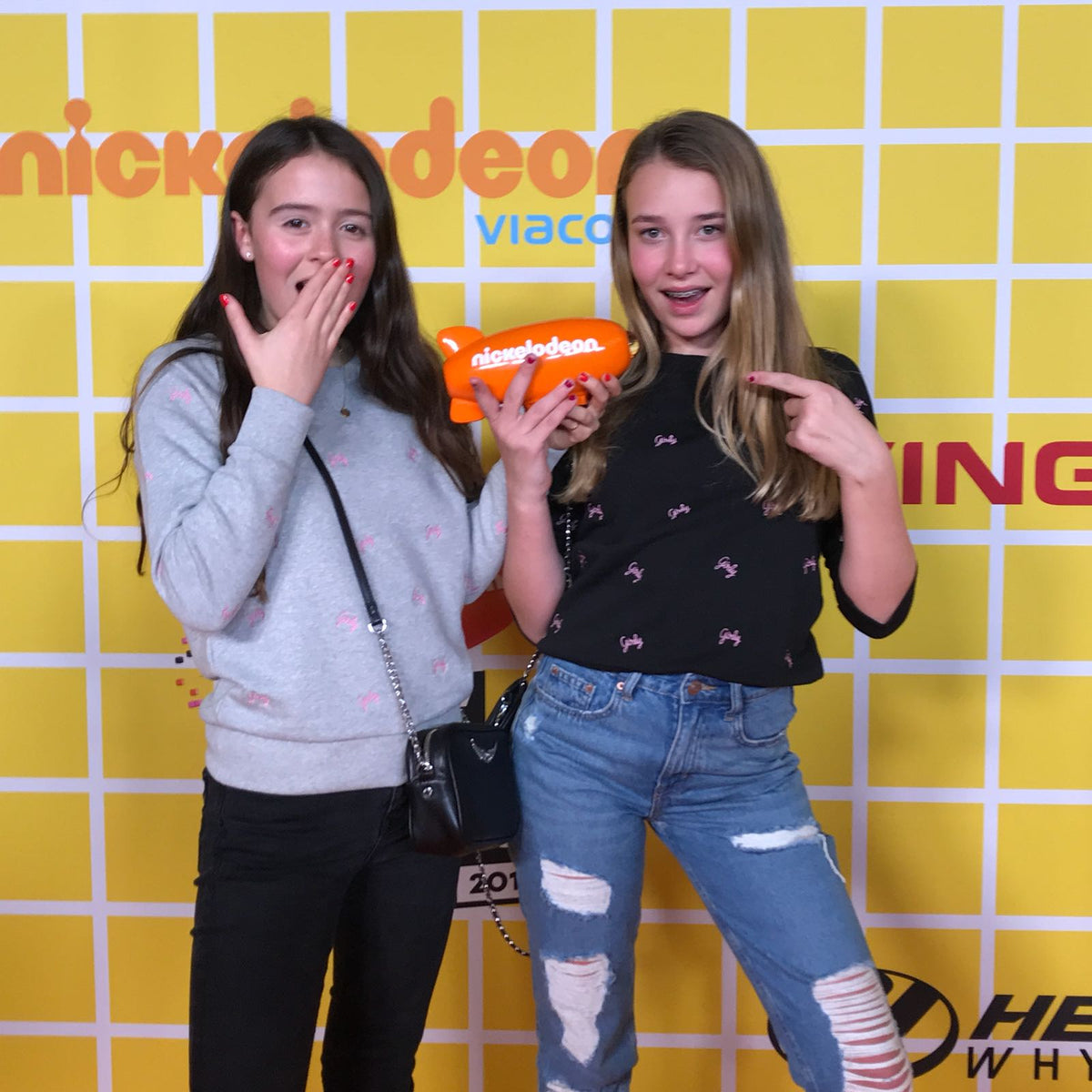 Nickelodeon Kids Choice Award Gewonnen