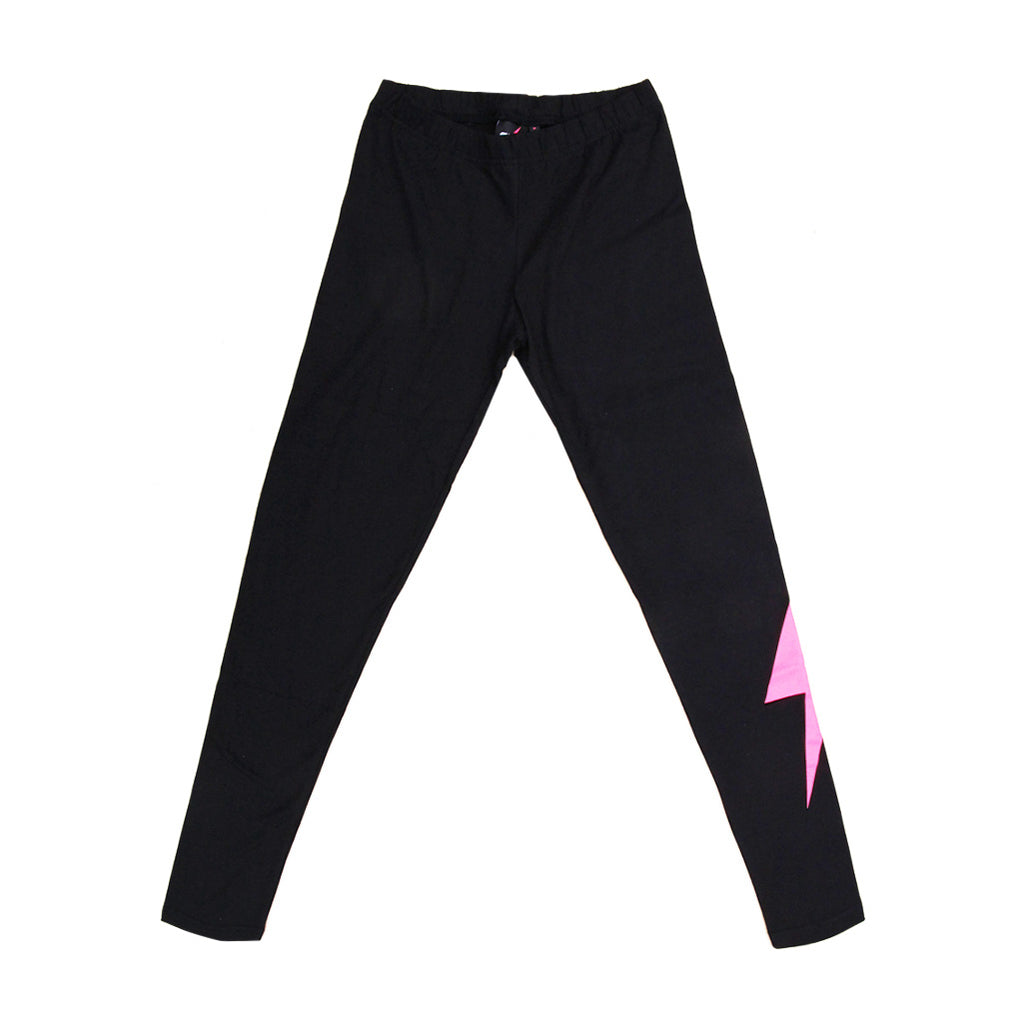 Girly legging pink