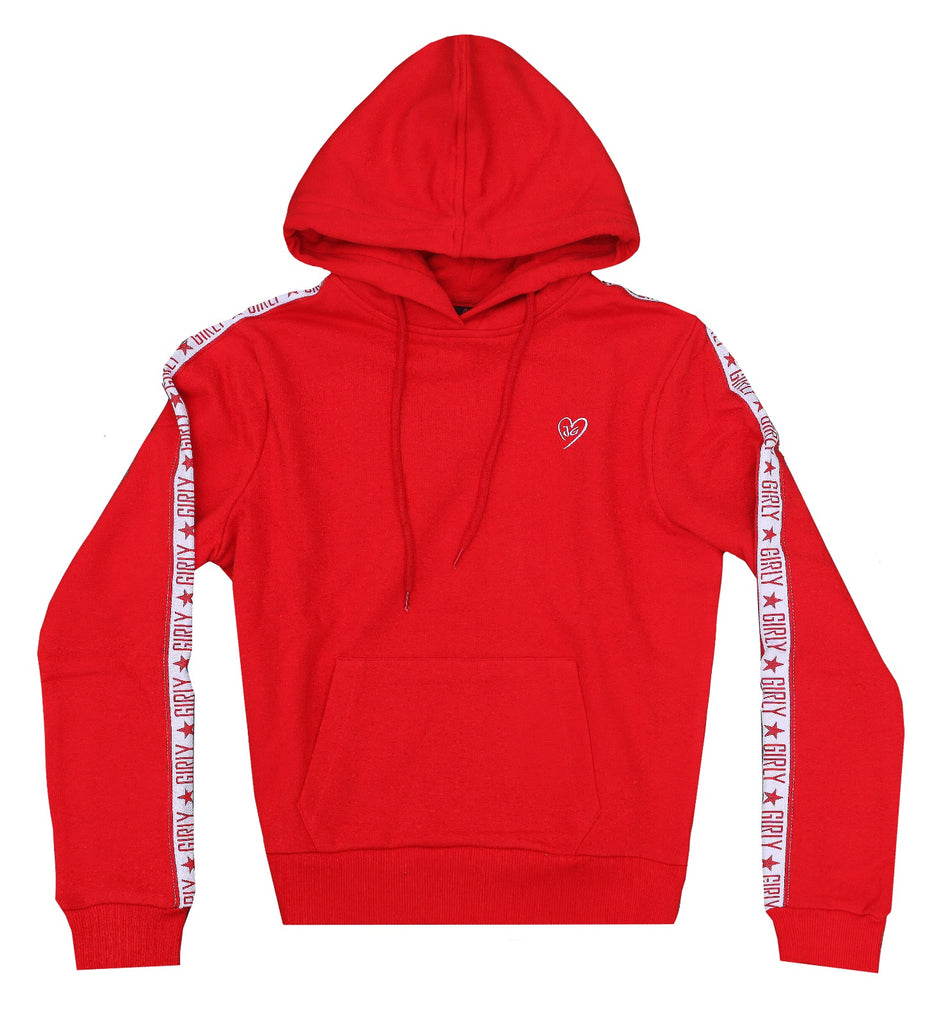 Girly Hoodie red SALE!