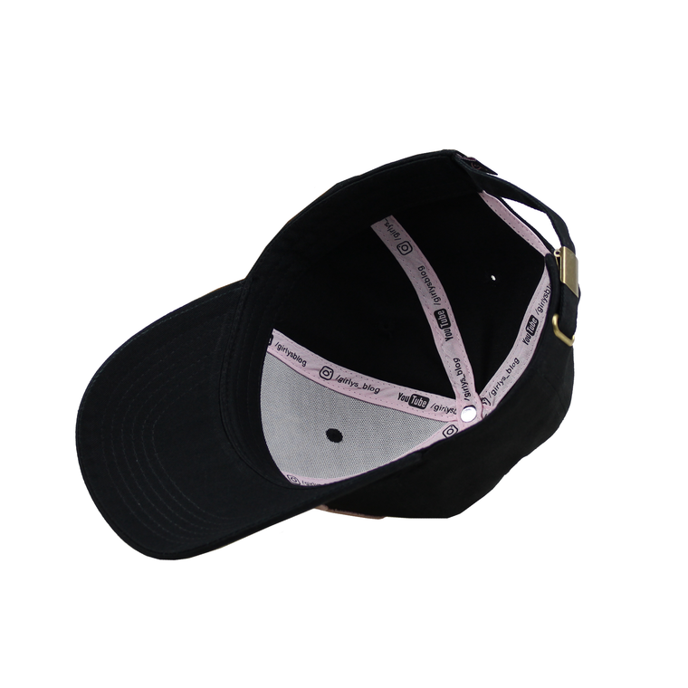 Girly Cap Black