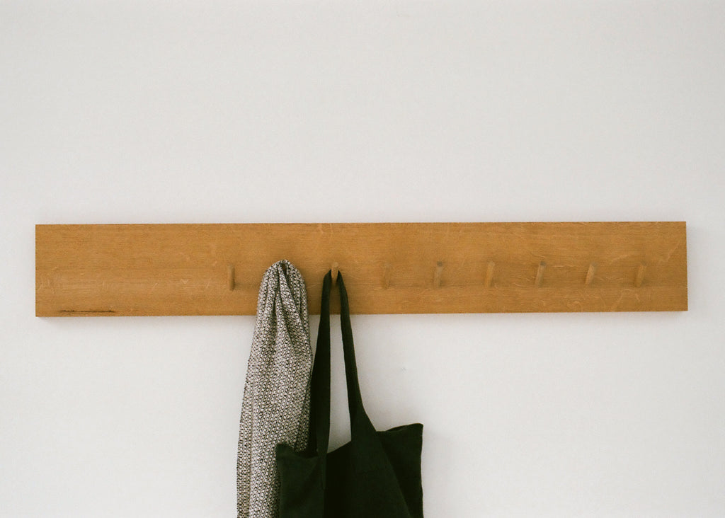 Coat-rack & Mail Holder