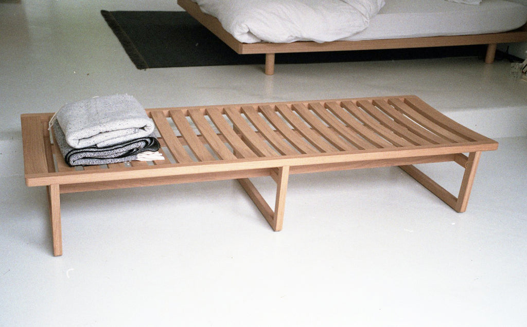 Oak Bench Large