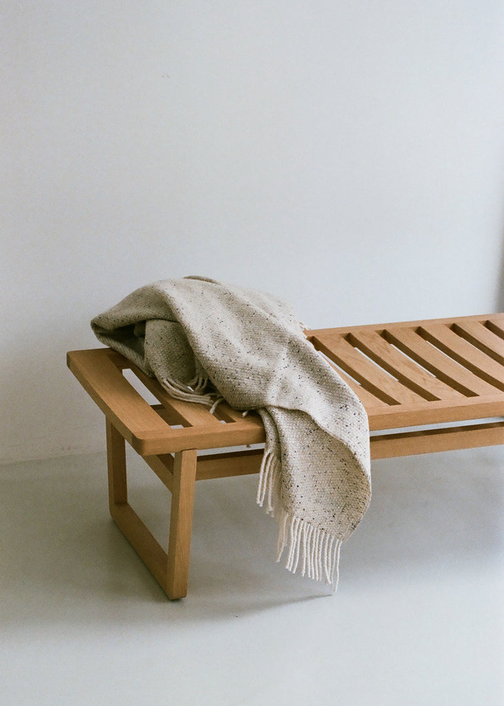 Oak Bench Small