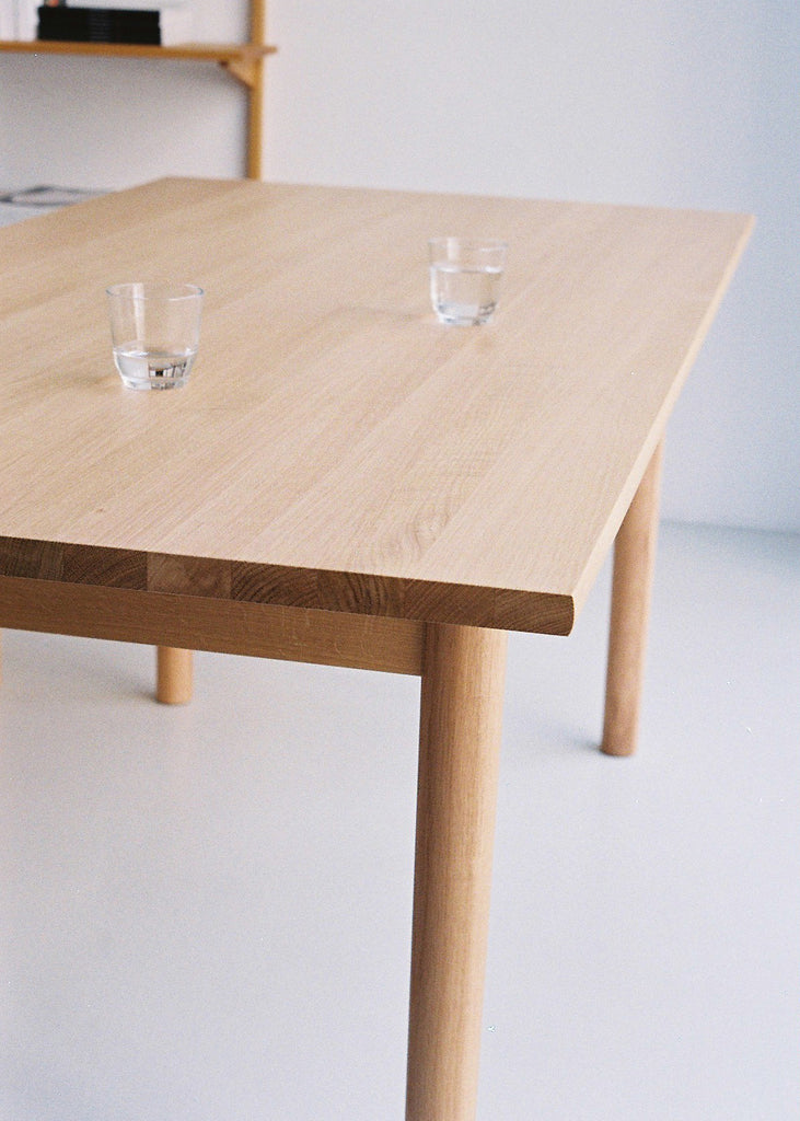 Oak Dining Table (rectangular)