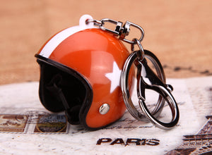 FREE Motorcycle Helmets Keychain - Car-Stage's Shop
