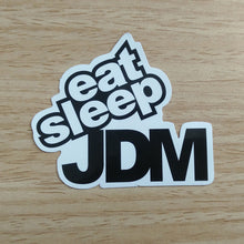 Eat Sleep JDM Sticker - Car-Stage's Shop