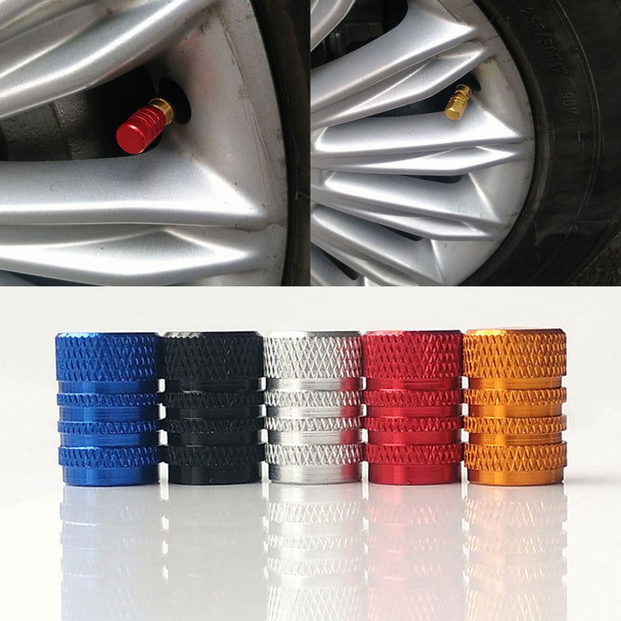 4pcs/set Tires Valve Cap - Car-Stage's Shop